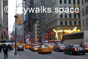 be ready to walk in nyc