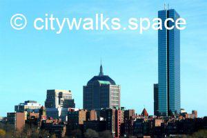 Boston walks