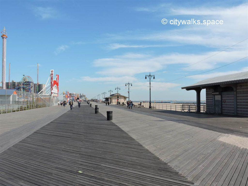 Boardwalk, Coney Island