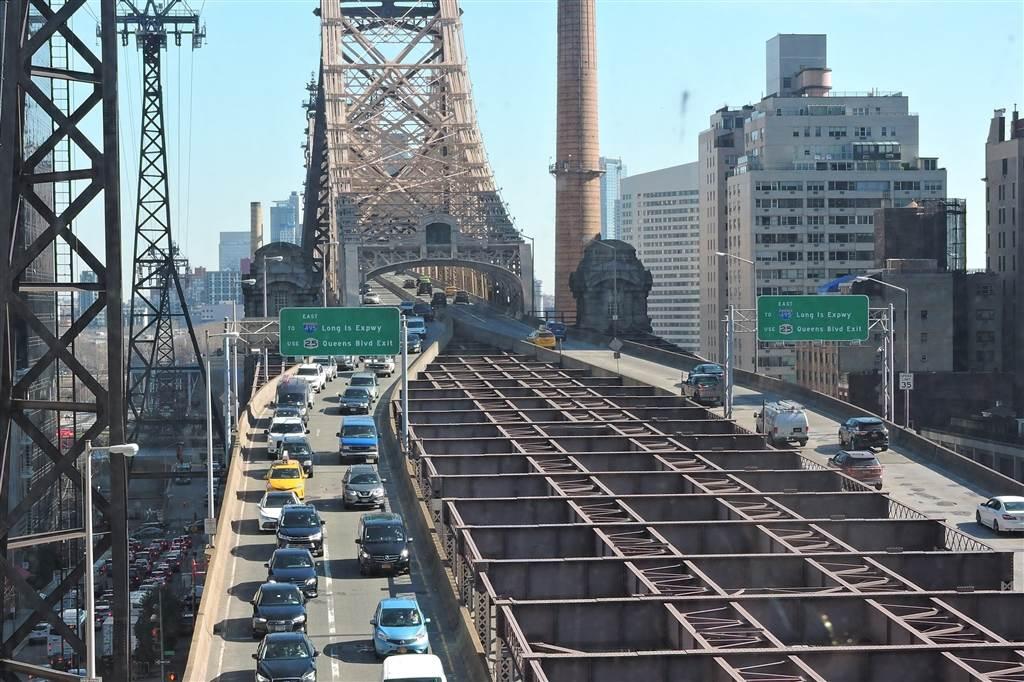 Le long de l'East River