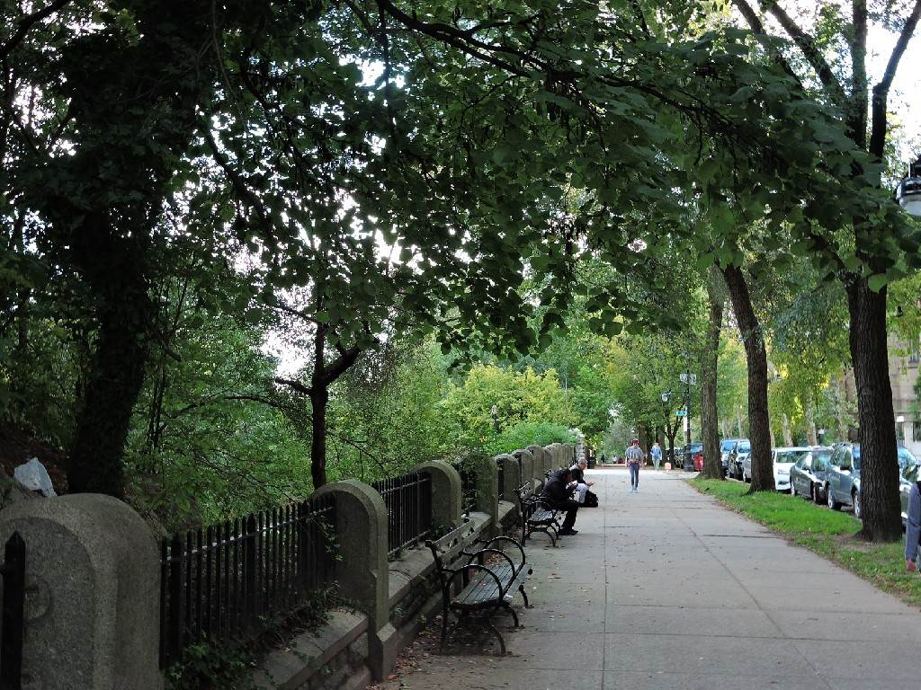 Morningside Drive, New York