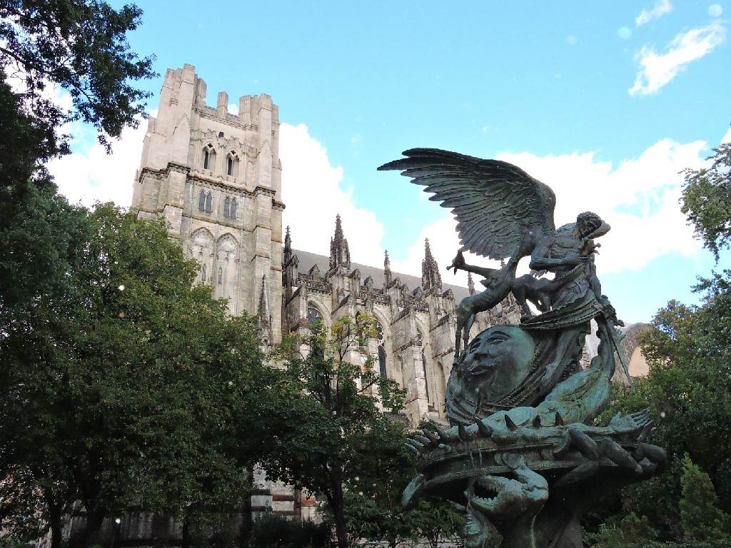 St John the Divine Cathedral, New York