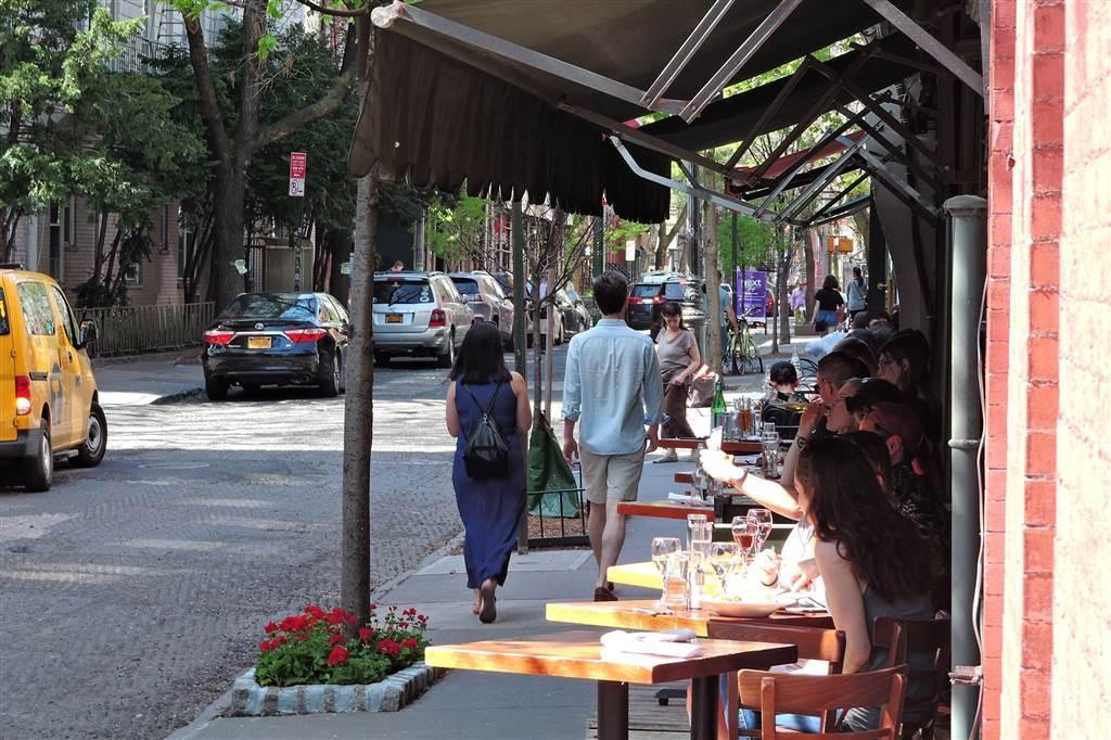 Promenade à Greenwich Village
