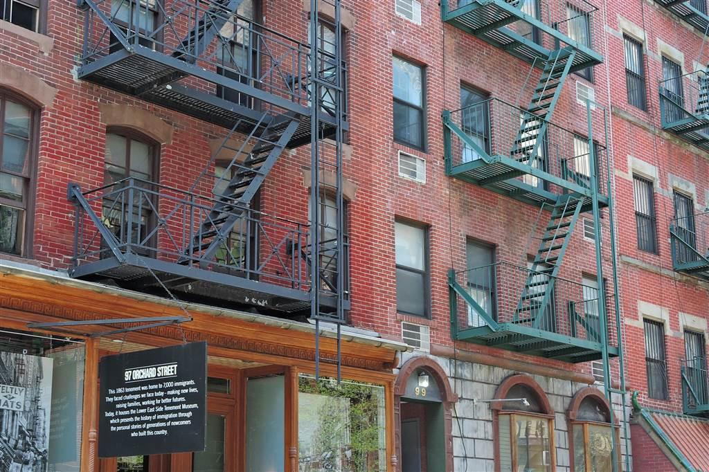 Tenement Museum, NYC