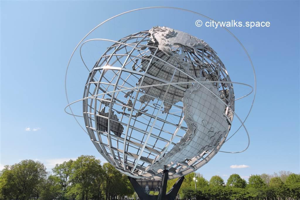 Unisphere, NYC