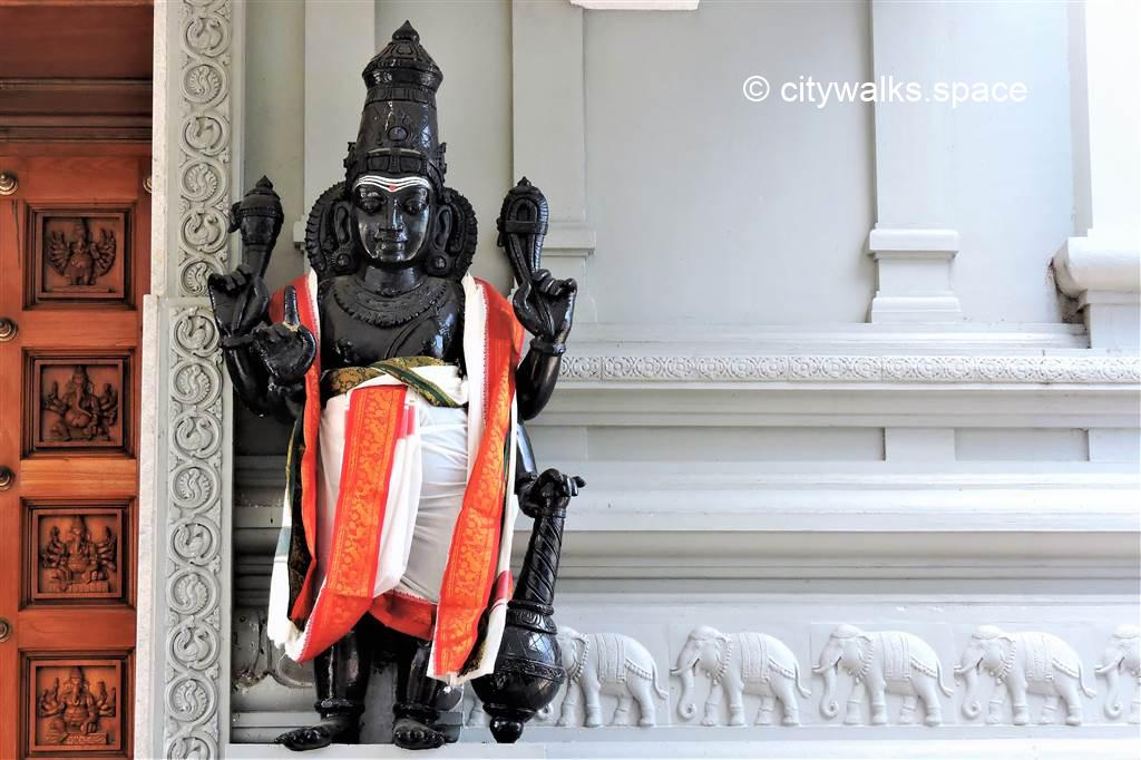 Hindu Temple Society, NYC