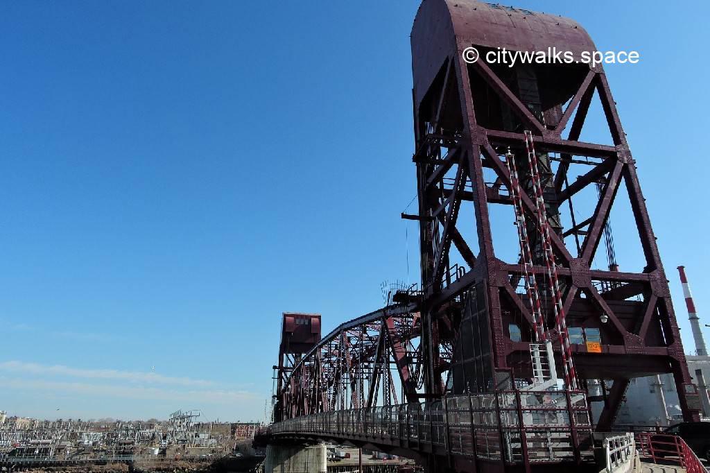 Roosevelt bridge, New York