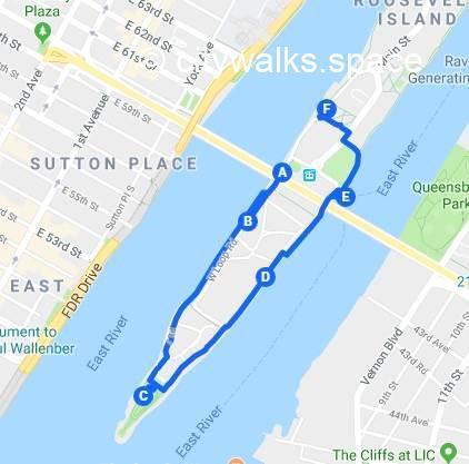 Le long de l'East River, partie 2