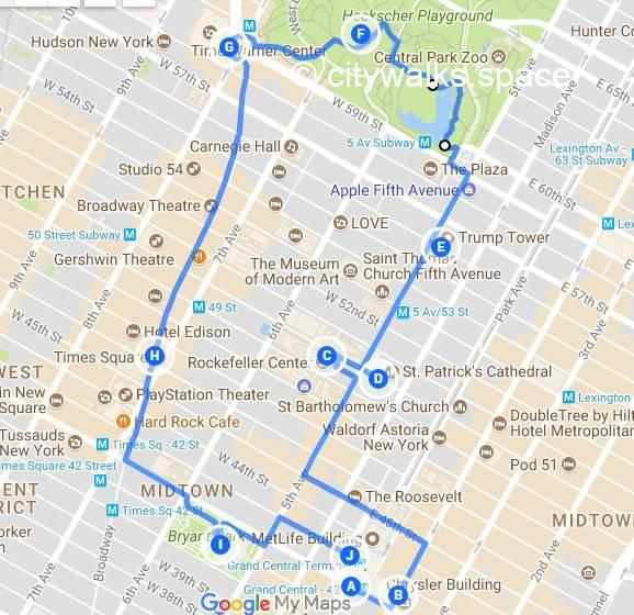 the essential of Upper Midtown