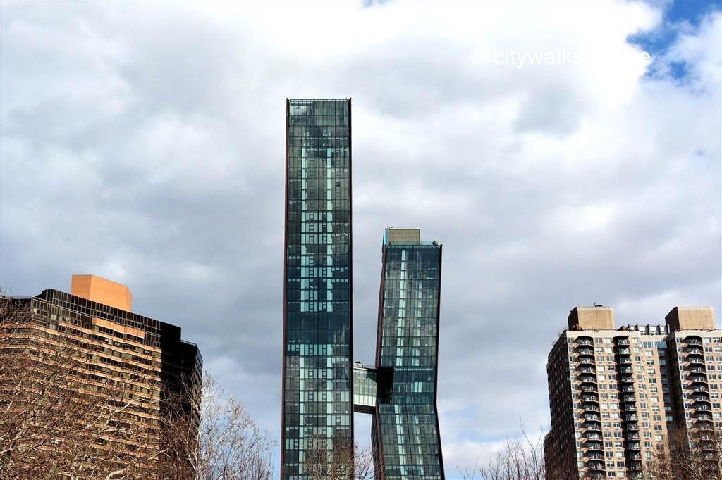 Cooper building, Manhattan