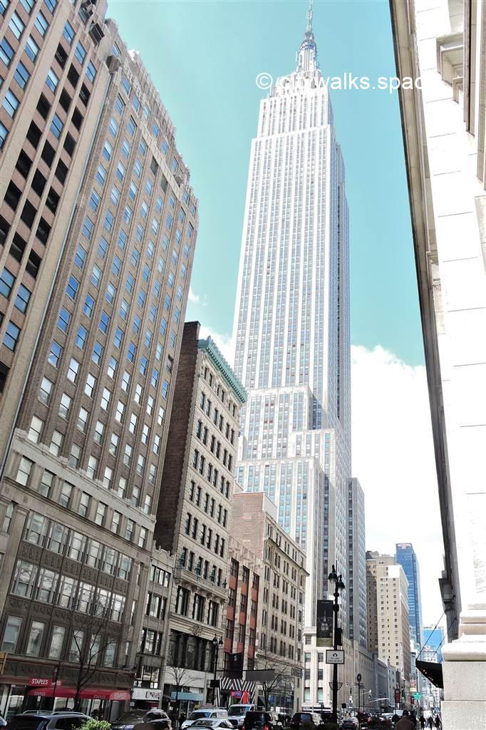 Empira State Building, Manhattan
