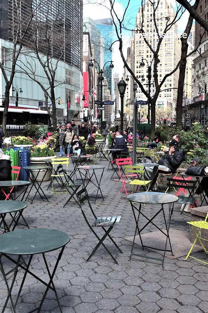 Greeley Park, Manhattan